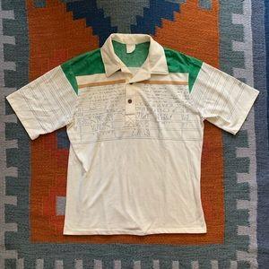 Vintage Hawaii Polo Shirt